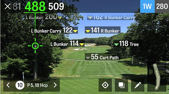 Golfshot vs Hole 19 Golf Apps